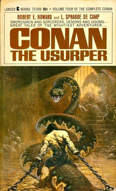 Conan the Usurper