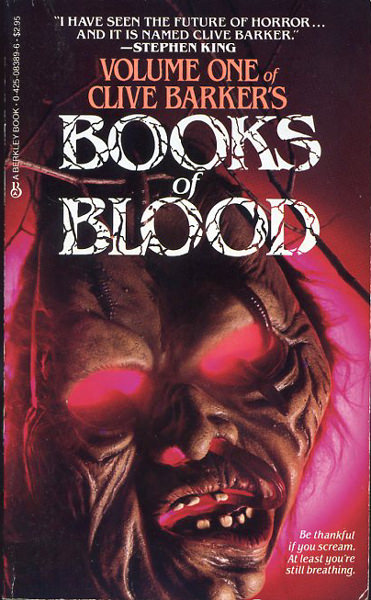 Books of Blood Volume 1